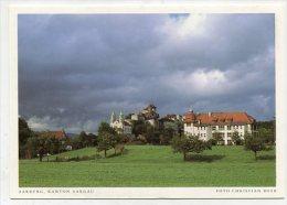 SWITZERLAND - AK 192159 Aargau - Aarburg - AG Aargau