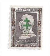 Pétain France 1944  -  Libération De Provins 28 Août 1944 - France