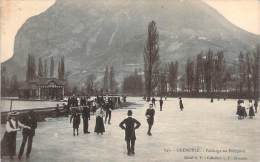 38 - Grenoble - Patinage Au Polygone - Grenoble