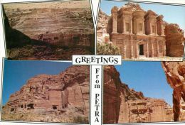 Petra, Jordan Postcard - Jordan