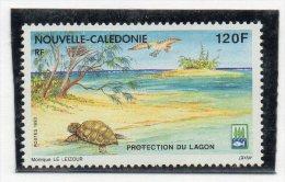 Sello Nº 636 Nueva Caledonia - Tortues