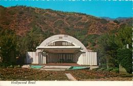Hollywood Bowl, Los Angeles, California, United States US Postcard - Los Angeles