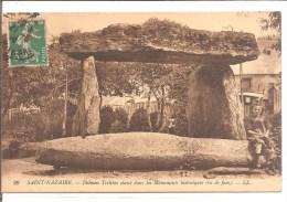 SAINT NAZAIRE - Dolmen Trilithe - N°29 - Dolmen & Menhirs