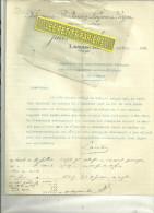 88 - Vosges - LAMARCHE - Facture LANDAU - Fabrique De Broderies Et Lingerie - 1923 - France