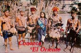Conozca El Oriente, Ecuador Postcard - Costa Rica