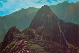Machu Picchu, Peru Postcard - Peru