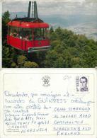 Teleferico Del Avila, Caracas, Venezuela Postcard Used Posted To UK 1980s Nice Stamp - Venezuela