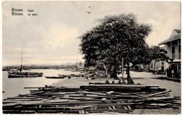 Bissau : Caes / Le Warf - Guinea-Bissau