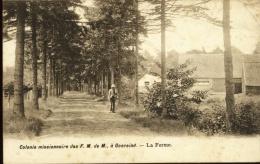 Gooreind -Colonie Missionnaire Des F.M.de M. - La Ferme - Wuustwezel