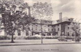Minnesota Minneapolis Sanford Hall University of Minnesota Alber