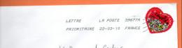 MAURY N° 4348   COEUR LANVIN      Lettre Entière N°  G 467 - 1961-....