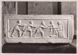 Ravenna , Museo Arcivescovile , Reliquienschrein , V. Jhdt. , Die Anbetung Der Heiligen Könige - Museum