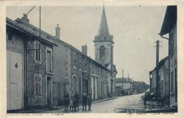 55 Hattonville. L'eglise - France