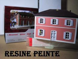 - HORNBY - Maison De Poste D'aiguillage  Montée En Résine - HO Ou 1/87° - Réf HC8022 - Scenery