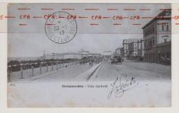 ITALIE  ITALIA  CIVITAVECCHIA  Viale  Garibaldi - Civitavecchia