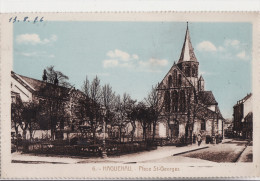 HAGUENAU - Place  St. Georges - Haguenau