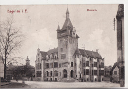 HAGUENAU - HAGENAU I. E. -  Museum. 1909 - Haguenau