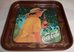 D8565/9a°- Sottobicchiere Coca Cola In Latta, Vedi - Untersetzer