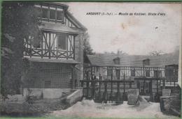 76 ANCOURT - Moulin De Kaitivel. Chute D'eau - Autres Communes