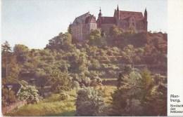 MARBURG  SCHLOSS NORDSEITE    BKA-6A - Marburg