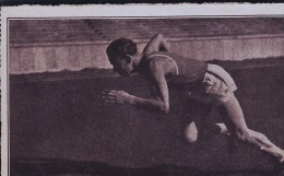 DERNEIR JEUX OLYMPIQUES - Athlétisme