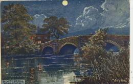 CUMBRIA - NEWBY BRIDGE, WINDERMERE  By JOTTER (HARTMANN) - Cumberland/ Westmorland