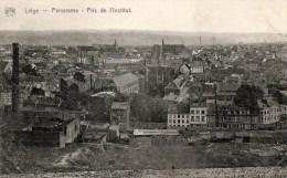 Liege  - Panorama   Pris De L' Institut - Non Classés
