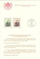 SMOM 1995 BOLLETTINO UFFICIALE -  GUGLIELMO MARCONI RADIO - Sovrano Militare Ordine Di Malta