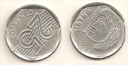 Brazil  25 Centavos 1994 - Brazil