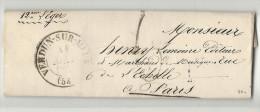 """Meuse - Verdun Pour Un Editeur Et Marchand De Musique. """"12 Leger"""". Organisation D'un Concert Au Profit Des Pauvres - 1801-1848: Precursors XIX"""