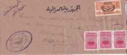 A27 - Enveloppe D´Iraq Old Cover To Belgium 1965. - Iraq