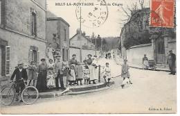 RILLY LA MONTAGNE - Rue De Chigny - Rilly-la-Montagne