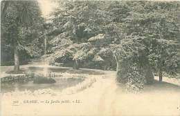 06 - GRASSE - Le Jardin Public - Grasse