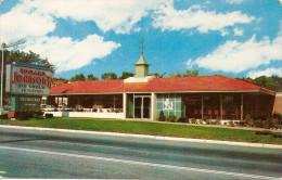 HOTEL HOWAD JOHNSON'S. LANDMARK FOR HUNGRY AMERICANS.  GECKO. - Handel