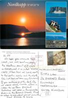 Nordkapp, Norway Norge Postcard Posted 2011 Nice Stamp - Norvège