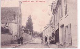 2- GOUVIEUX -rue De Chantilly - Ed. E Nitard - Gouvieux