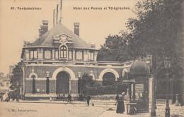 CPA - Fontainebleau - Hôtel Des Postes Et Télégraphes - Fontainebleau