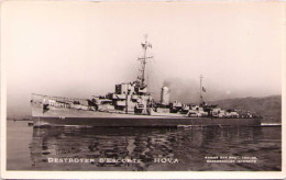 "Destroyer D'Escorte ""Hova"" - Carte-photo - Warships"