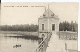 En Morvan - Lac Des Settons  - Tour Des Manoeuvres - France