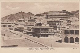 Aden    Steamer Point ( Barracks)                     Scan 6846 - Yémen