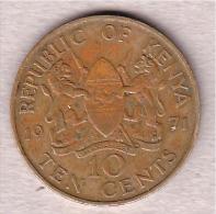 Ten Cents Kenia 1971 - Kenia