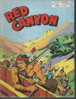 RED CANYON   N° 18 -  ARTIMA 1955 - Arédit & Artima