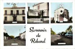 CPA Algerie Rebeval Souvenir (29340) - Ohne Zuordnung