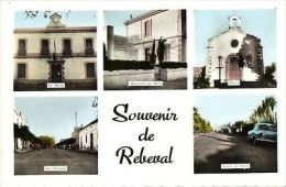 CPA Algerie Rebeval Souvenir (29340) - Algeria