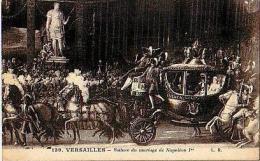 Versailles   278           Voiture De Mariage De Napoléon 1er  . - Versailles (Château)