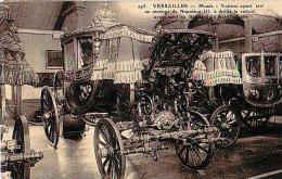 Versailles   323           Musée. Voiture Ayant Sevi Au Mariage De Napoléon III ...  . - Versailles (Château)