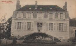 89 LEUGNY  Les Charmilles - Frankreich