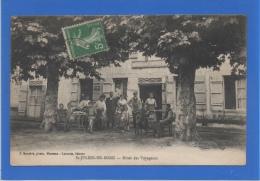 40 LANDES  -  SAINT JULIEN EN BORN  Hôtel Des Voyageurs (inconnue Sur Delcampe) - Other Municipalities