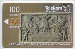 Telekom Slovenije 100 Impulzov - - Slovenia