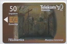 Telekom Slovenije 50 Impulzov - - Slovenia